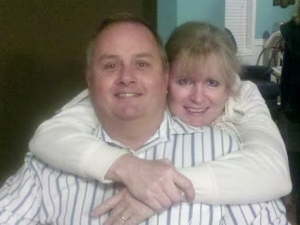 Me and my Husband, Dennis
