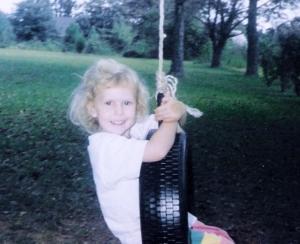 Erin tire swing